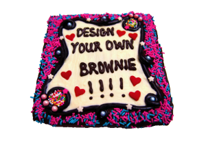 Design Your Own Brownie!