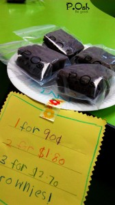 Brownies for Sale!