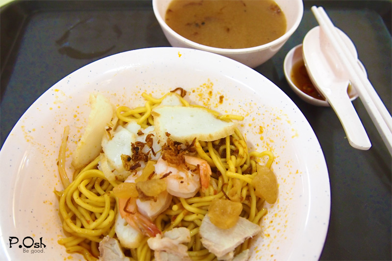 Prawn Mee in Kallang!