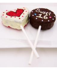 3″ Brownie Pop
