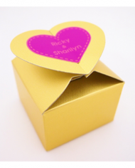 Golden Heart Box